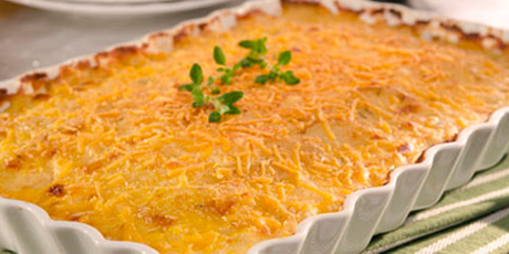 Cheesy scalloped potatoes recipes