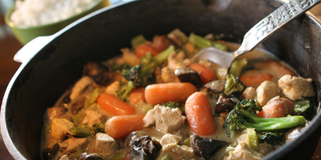 Chicken stew on rice recipes food network canada chicken stew on rice forumfinder Image collections