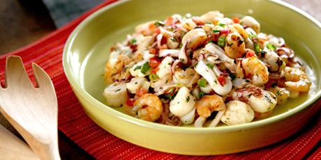 recipe: healthy seafood salad [8]