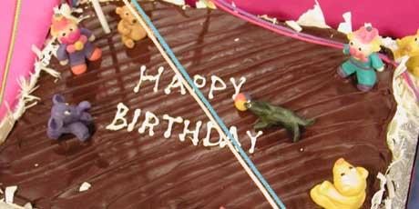 Chocolate Birthday Cake Recipes Food Network Canada