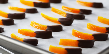 ... peel chocolate dipped candied chocolate dipped orange peel chocolate