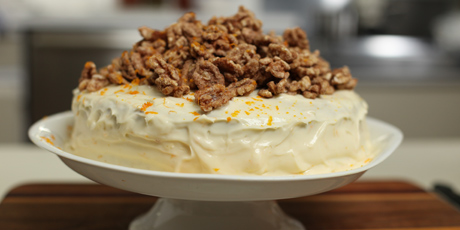 Chucks carrot cake recipes food network canada chucks carrot cake forumfinder Choice Image