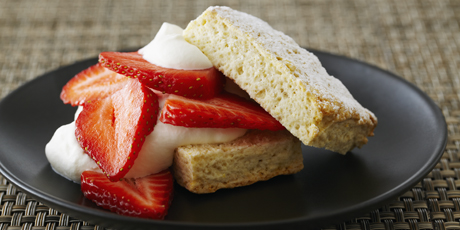 Classic Farmhouse Strawberry Shortcake