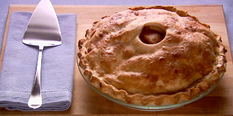 Country apple pie recipes food network canada country apple pie forumfinder Choice Image
