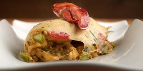 Crab lobster omelette recipes food network canada crab lobster omelette print recipe forumfinder Choice Image