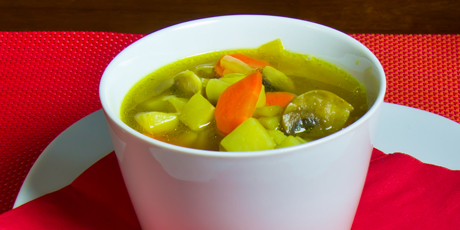 Curried vegetable soup recipes food network canada curried vegetable soup print recipe forumfinder Image collections