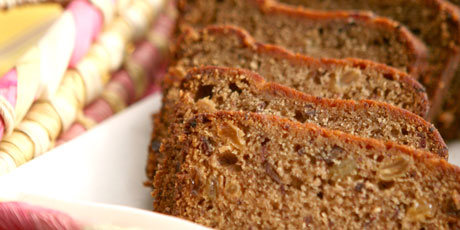 Date Raisin Loaf Recipes Food Network Canada