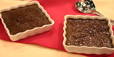 Espresso Chocolate Creme Brulee Recipes   Food Network Canada