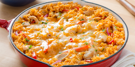 Fajita skillet dinner recipes food network canada Food network recipes