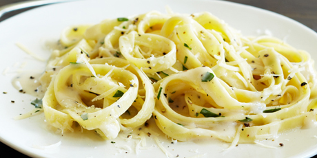 Fettuccine Alfredo Recipes | Food Network Canada