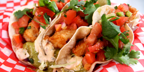 Fish Tacos (from Wildside Grill)