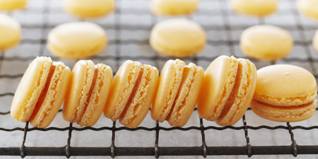 Macarons Recipe French French Macarons