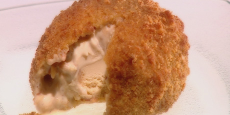 Fried ice cream 2 recipes food network canada fried ice cream 2 ccuart Images