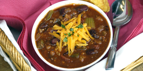 Full of beans chili recipes food network canada full of beans chili forumfinder Images