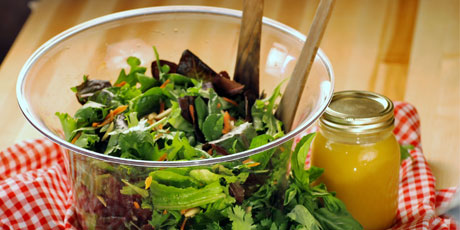 Garden salad with house dressing recipes food network canada garden salad with house dressing forumfinder Choice Image