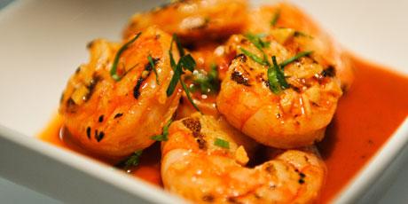 Garlicky Paprika Shrimp Recipes Food Network Canada