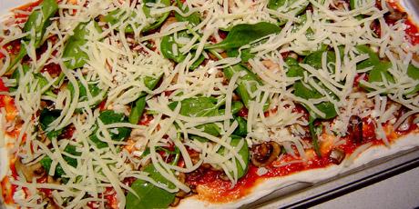 Gluten Free Thin Crust Pizza Dough Recipes Food Network Canada