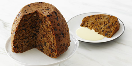 Food Network Plum Pudding Recipe