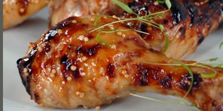 Honey mustard chicken drumsticks recipes food network canada honey mustard chicken drumsticks forumfinder Choice Image