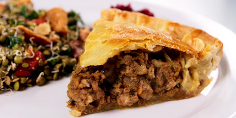 Lamb and Stout Pie