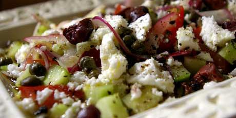 Laura calders greek salad recipes food network canada forumfinder Gallery