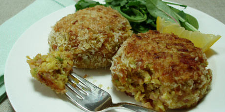 Leftover ham curried croquettes recipes food network canada leftover ham curried croquettes print recipe forumfinder Images