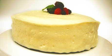 Lemon Mousse Cake Anna Olson