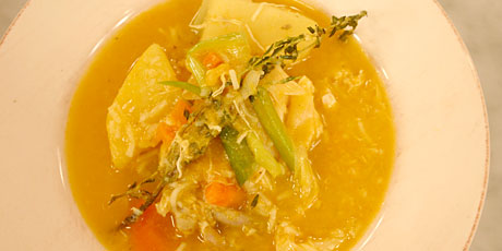 Lilys chicken soup recipes food network canada lilys chicken soup forumfinder Images