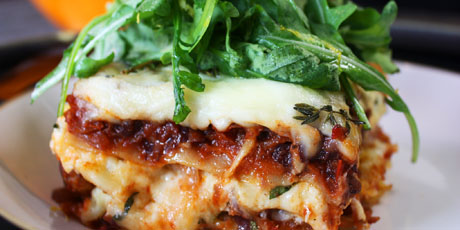 Lobster lasagna di carnevale recipes food network canada forumfinder Image collections