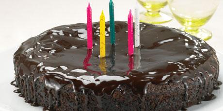 Lucy Wavermans Chocolate Birthday Cake