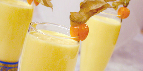 Mango Passion Fruit Lassi Recipes | Food Network Canada