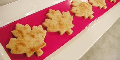 Maple Shortbread Recipes | Food Network Canada