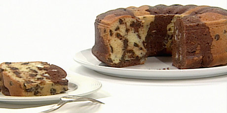 Marble Bundt Cake Recipe Food Network