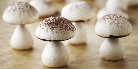 Meringue Mushrooms Recipes | Food Network Canada
