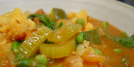 Michael Smith's Minestrone Soup