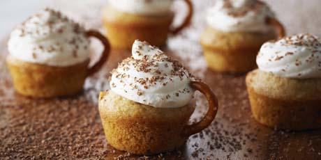 Anna Olson Coffee Cupcake