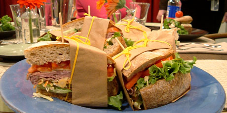 Muffuletta: The Whole Wide World's Biggest Sandwich