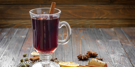 Mulled Tonic