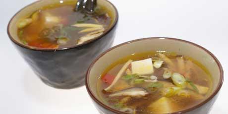 Пошаговые рецепты суп мисо