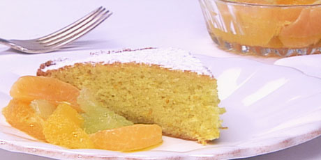 Orange Olive Oil Cake Recipes | Food Network Canada