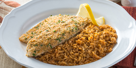 Parmesan crusted tilapia recipes food network canada parmesan crusted tilapia print recipe forumfinder Image collections