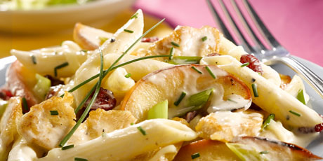 Penne with sauted chicken apples and cranberries recipes food penne with sauted chicken apples and cranberries print recipe forumfinder Image collections