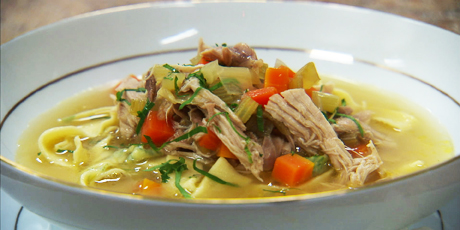 recipe: pheasant noodle soup recipes [1]