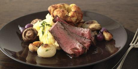 Prime rib roast with horseradish mashed potatoes recipes food prime rib roast with horseradish mashed potatoes forumfinder Image collections