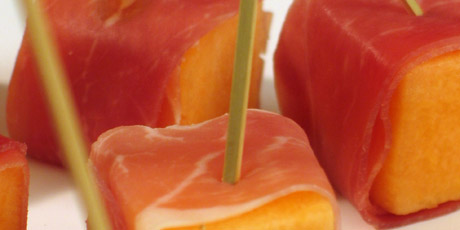Prosciutto Wrapped Melon Recipes | Food Network Canada