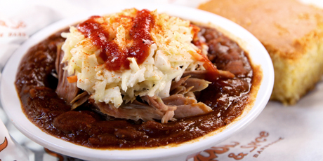 Pulled pork sundae recipes food network canada pulled pork sundae forumfinder Image collections