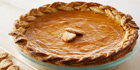 Anna Olson S Pumpkin Pie Recipes Food Network Canada
