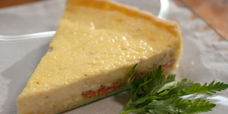 Quiche lorraine recipes food network canada quiche lorraine forumfinder Choice Image