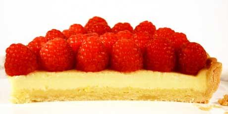 ... lemon tart tangy lemon tart which was raspberry lemon mousse tart