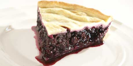 Ricardo's Blueberry Pie